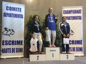 Phoënixia médaille de bronze