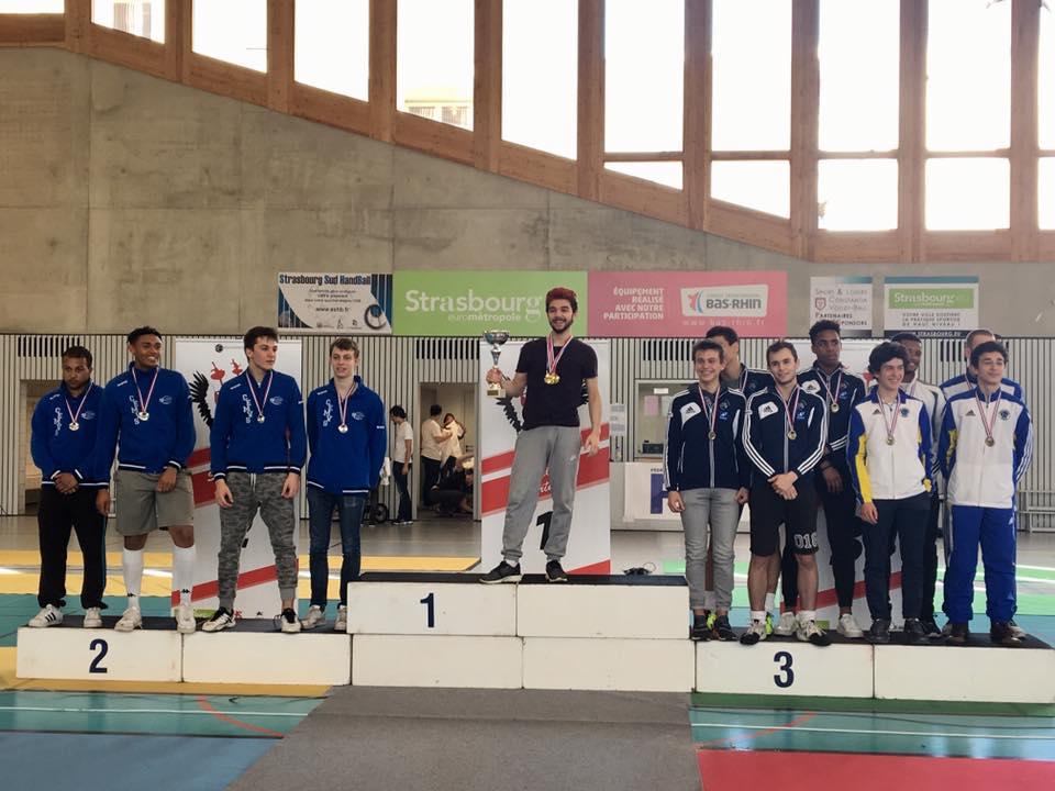 Les garçons remportent le bronze en N2