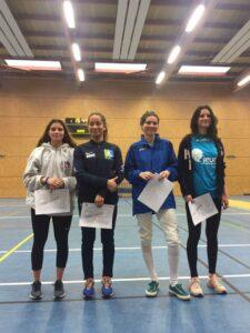 Lisa remporte la 2ème épreuve IDF