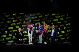 Inès remporte la 2ème édition du challenge des Hauts-de-Seine