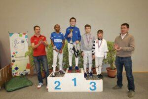 Belle 2ème place d'Argan en D2