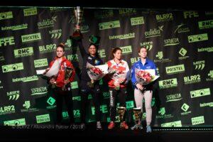 Ysaora remporte pour la 2ème fois le challenge international des Hauts-de-Seine
