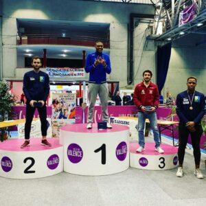 Magnifique 2ème place de Simon au circuit national de Valence