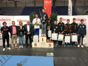 Belle 8ème place de Thibault à Roanne