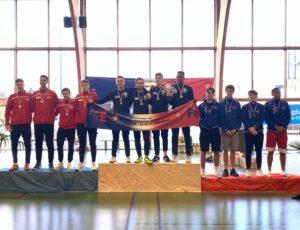 Les garçons remportent le titre en N1