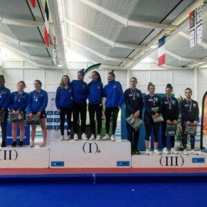 L'équipe 2 remporte la médaille de bronze en National 2