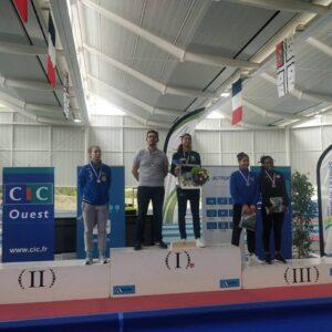 Ysaora championne de France N1 pour la 7ème fois de suite
