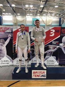 Rafaël remporte son 2ème circuit international U23 à Londres