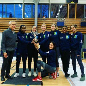 Nos 2 équipes filles ont remporté les deux premières places !