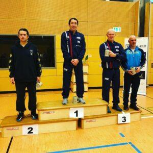 Cyril remporte le circuit européen de Munich