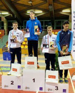 Nouveau podium pour Rafael à Leszno