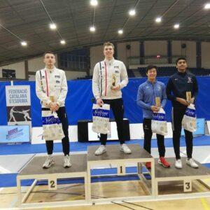 Rafael remporte l'épreuve de Coupe du monde à Sabadell