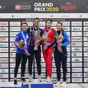 Magnifique victoire d'Ysaora au Grand Prix de Turin