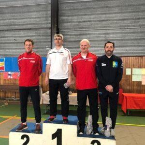 Nouveau podium pour Cyril au circuit national de Dijon