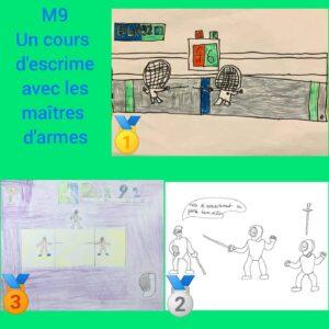 Dessins M9